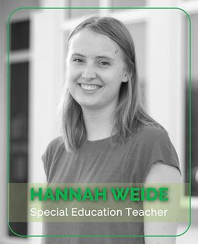 DivineSaviorSchool-HannahWeide-SpecialEducationTeacherjpg