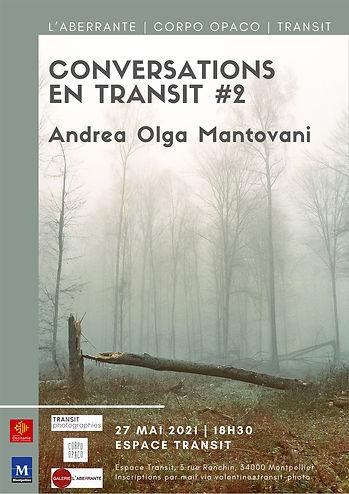 Affiche Conversations Transit_AndreaMant