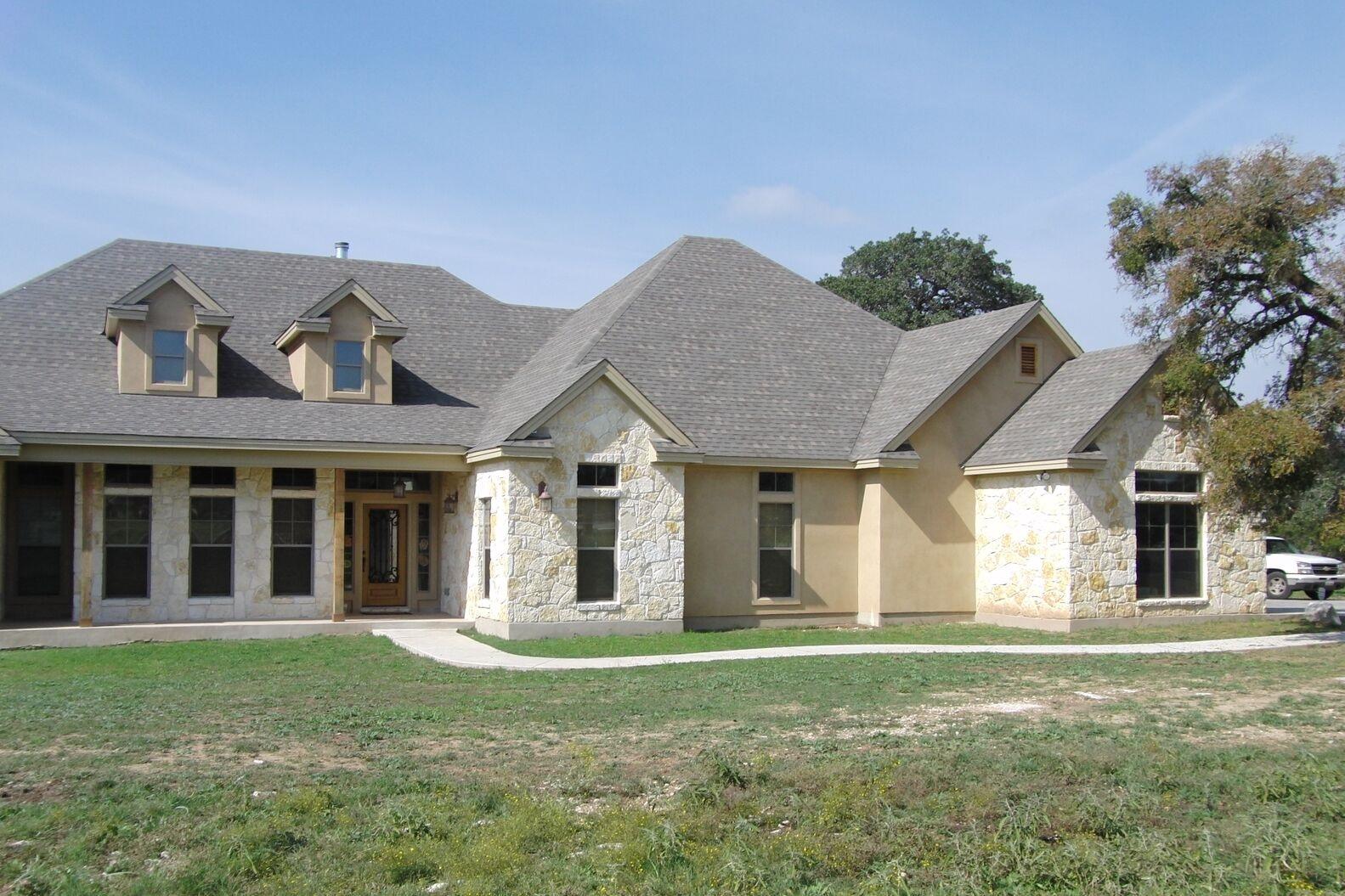 Custom Home 1