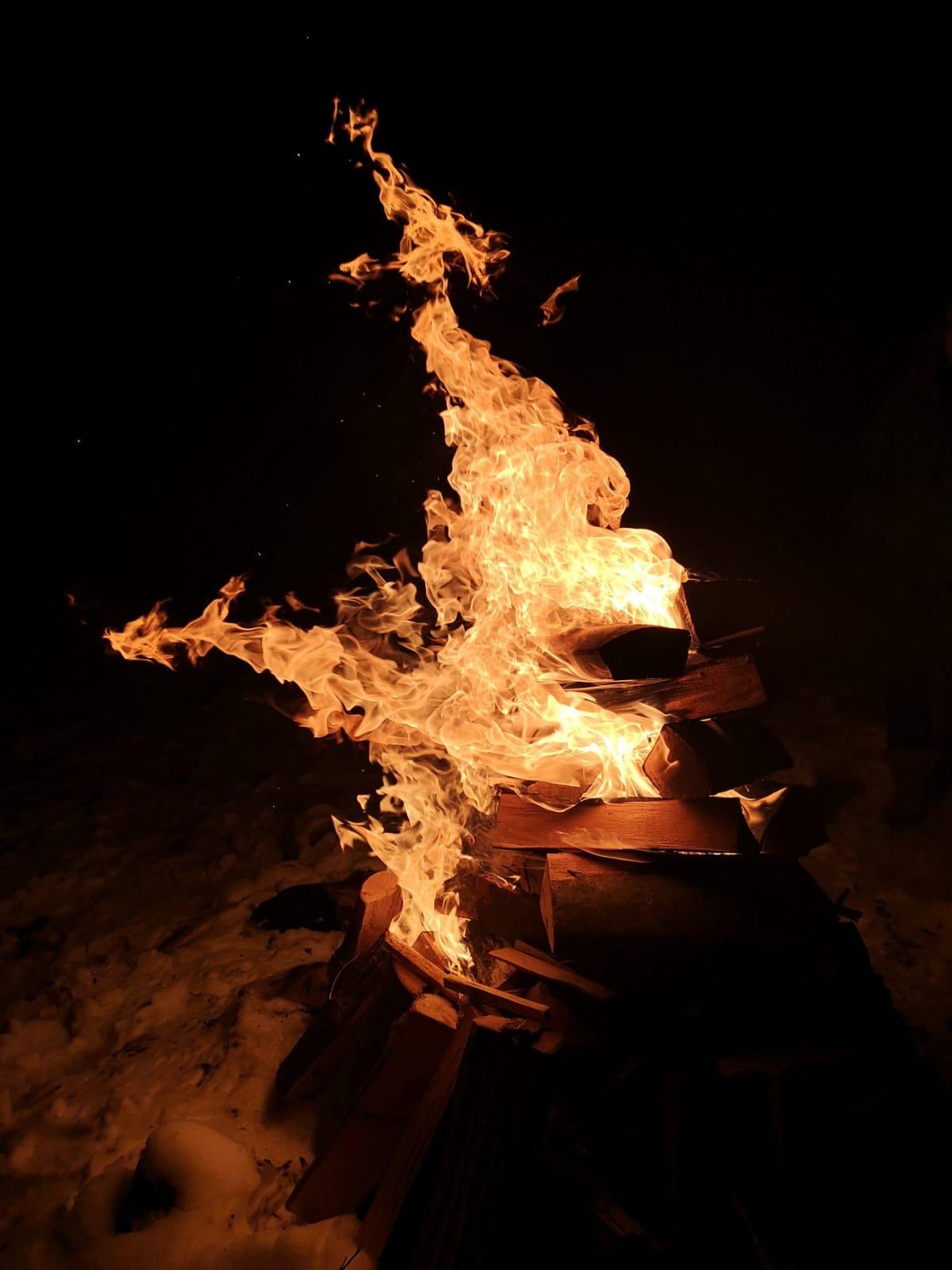 Fire Up - Feuerlauf