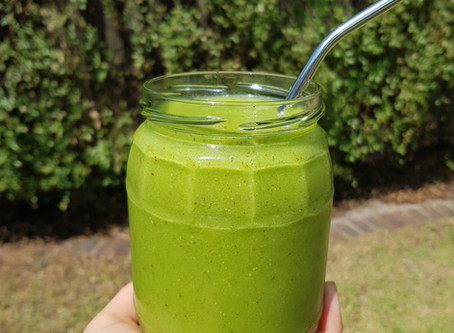 Epic Green Smoothie!