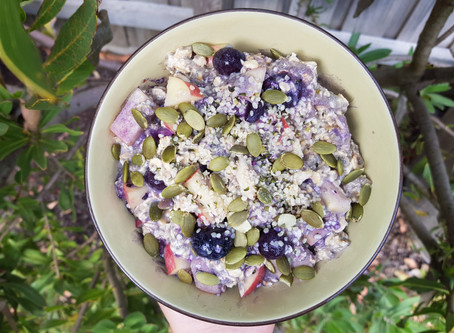 Soaked Overnight Oats