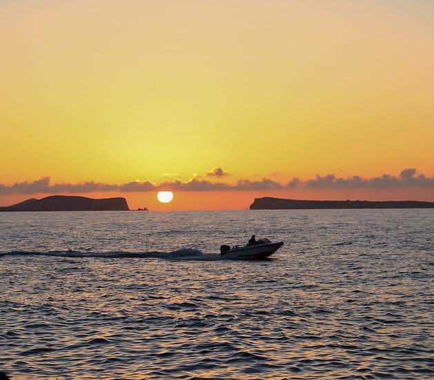 Cap Negret, Ibiza