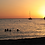 Thumbnail: Sunset dip