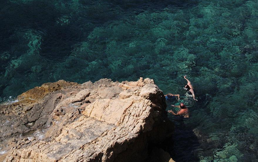 Cala Llentia, Ibiza