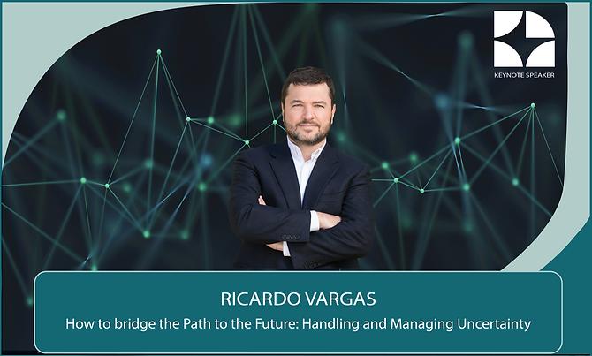 Ricardo Vargas - keynote speaker on project management conference Bridge 2021 in Vilnius