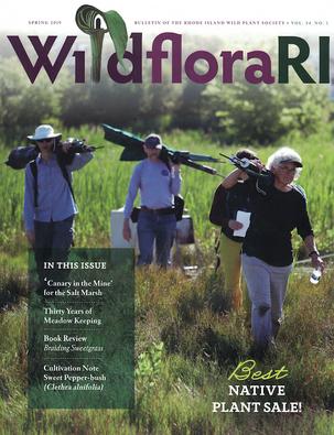 Wildflora RI Issue Cover