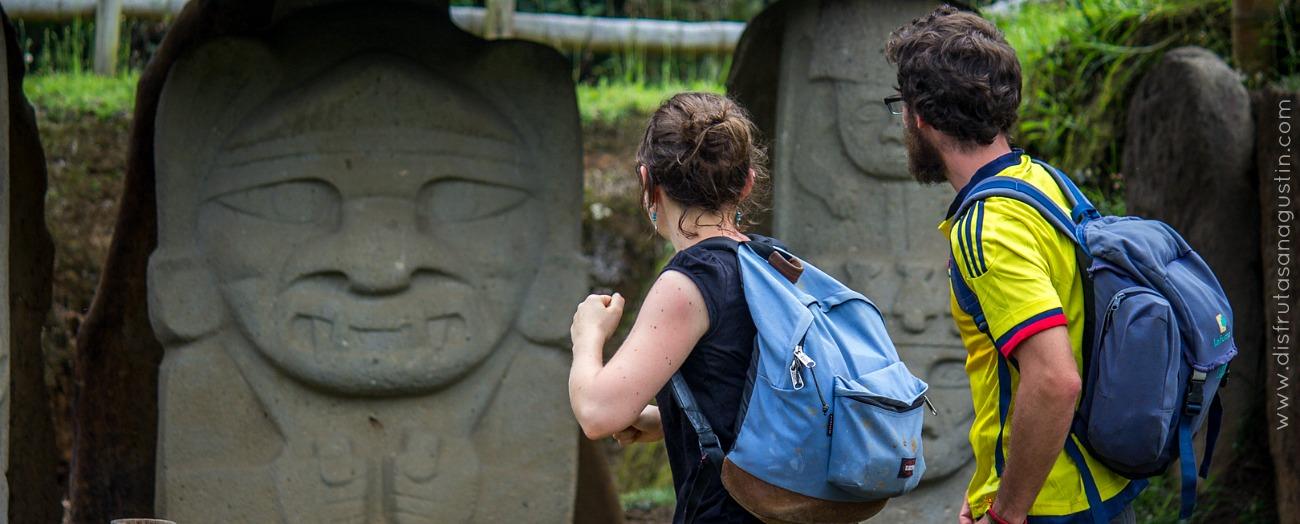Parque Arqueológico San Agustín-Disfruta San Agustín...