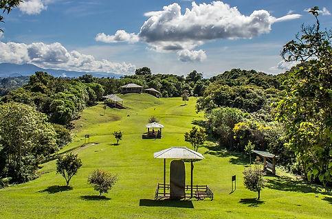 Parque Arqueológico Alto de los Ìdolos
