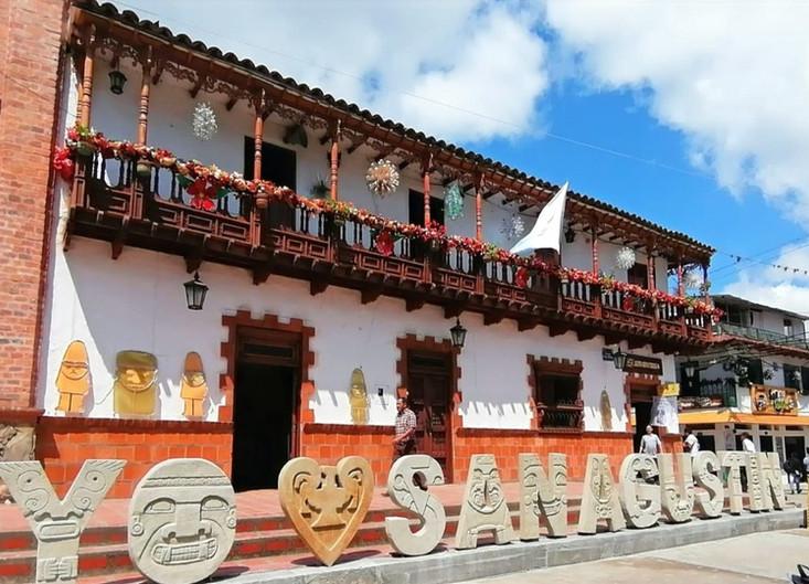 City Tour San Agustín Huila
