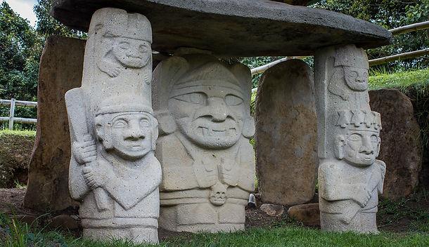 Parque Arqueologico de San Agustín