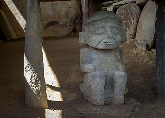 Paque Arqueológico Alto de los Ídolos