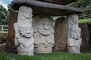 Parque Arqueológico de San Agustín-www.d