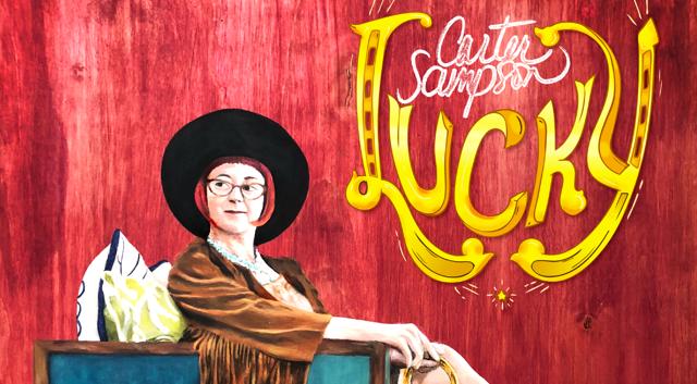 Lucky by Carter Sampson