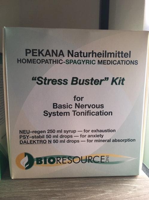 PEKANA Stress Buster Kit