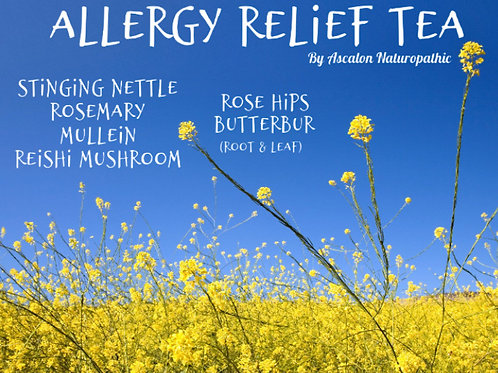 Allergy Relief Tea