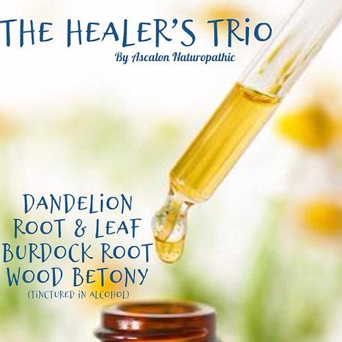The Healer's Trio
