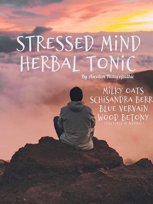 Stressed Mind - Herbal Tonic
