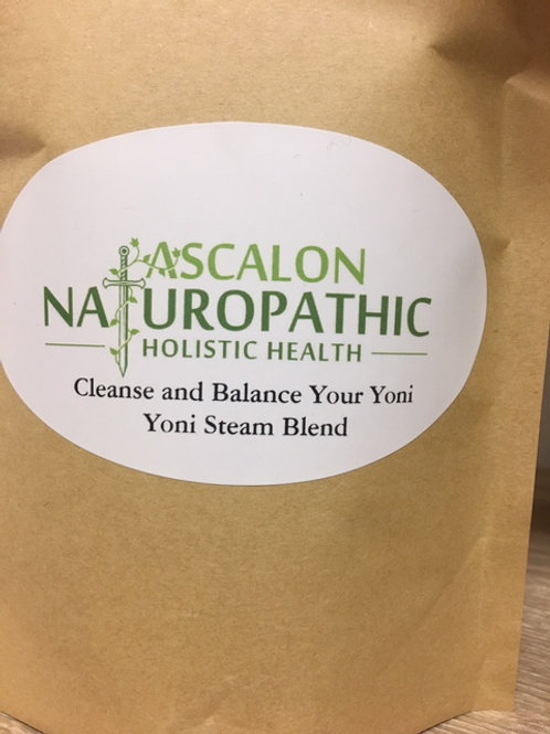 Cleanse & Balance Your Yoni ~ Yoni Steam Blend