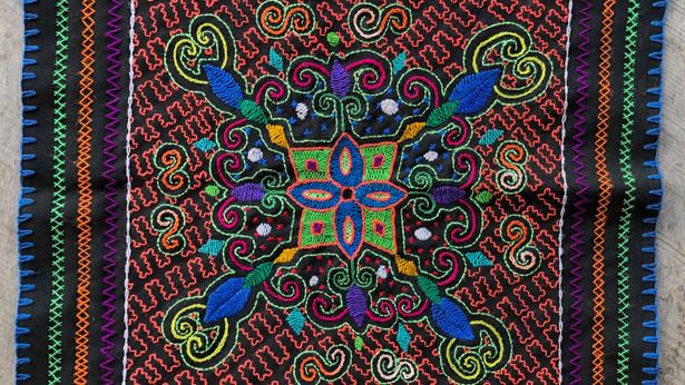 Kaleidoscope Tela