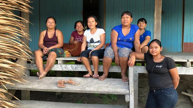Women on the steps, Paoyhan