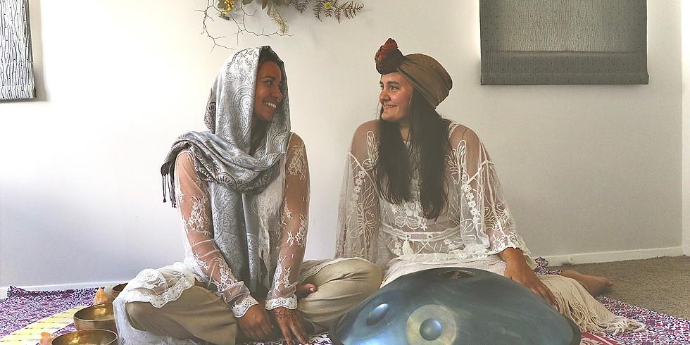 A Sacred Cacao & Sound Journey