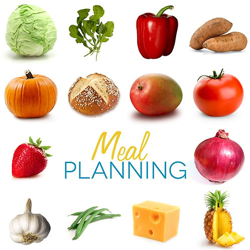 Meal Plan 7 Day Plan