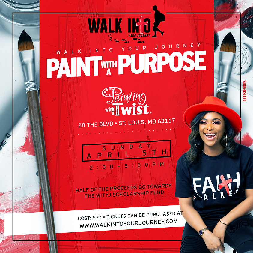 2nd Annual Paint with a Purpose