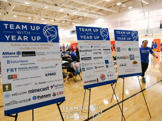 Pontifax AgTech Sponsors YearUp Event
