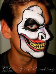 #monster #RonnieMena #skull _#ggsfacepai