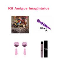 Kit Amigos Imaginários
