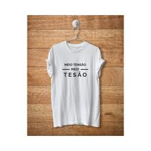 Camiseta Tensão Tesão + Doação