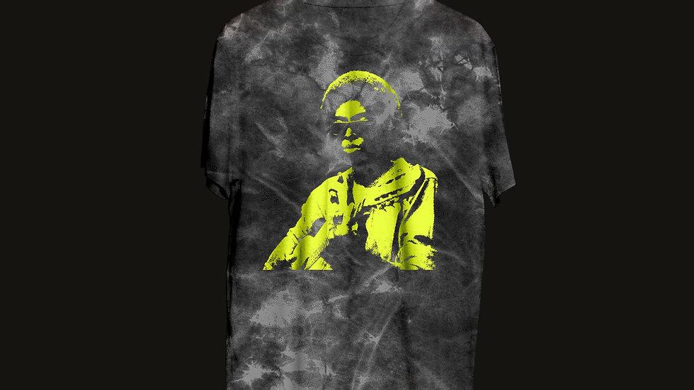 T-Shirts Ita Tie Dye + 2 Bottons