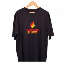 Camiseta Acendendo as Ideias + Doação