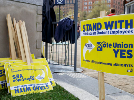 Grad students to vote on unionization this week