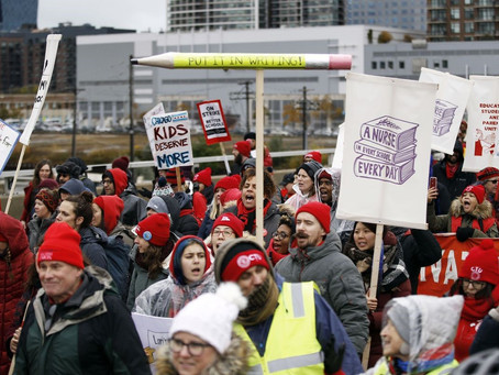 Chicago Teachers Union sets dates for members to ratify new contract