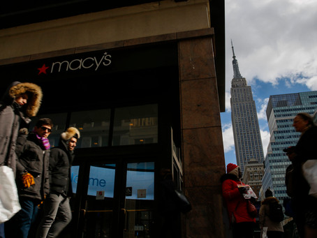 Macy's Workers Win Sick Days by Fighting Back Fashionably