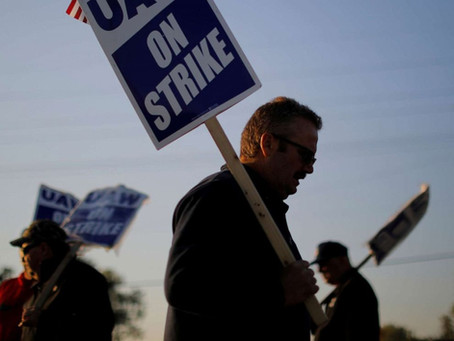 As income inequality soars, languishing labor unions make a return