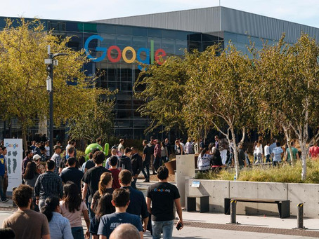 NYT: Google Hires Anti-Union Consulting Firm