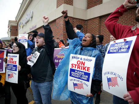 Unions are on frontlines of fight against inequality