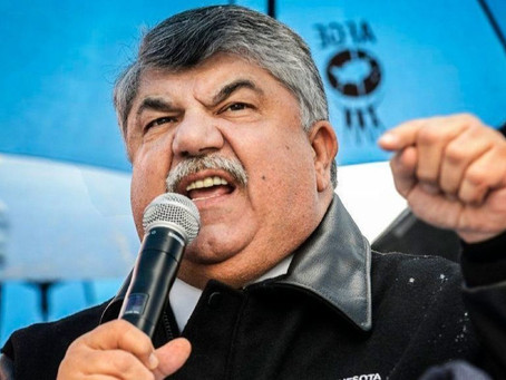 AFL-CIO's Trumka Says More Work Remains on U.S.-Mexico-Canada Trade Deal