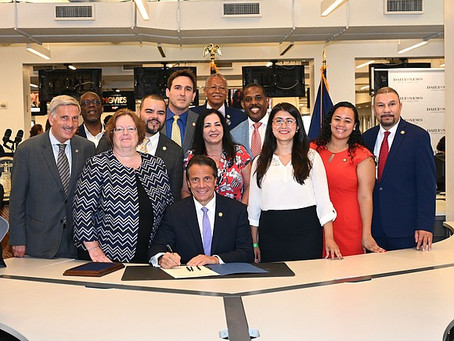 Gov. Cuomo signs Farm Workers Bill into law