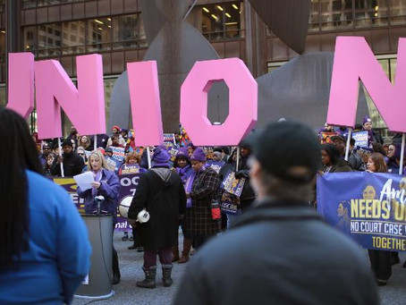 Labor law makes it too hard to start unions. Workers deserve a bigger voice