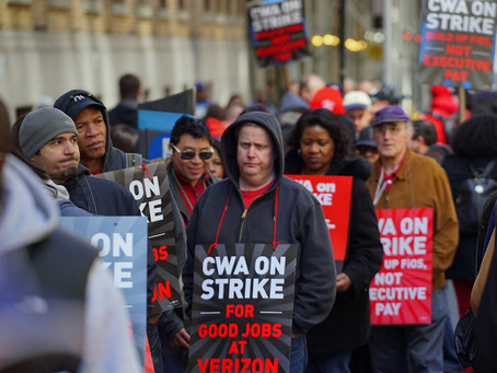 Verizon Strike to End as Both Sides Claim Victories on Key Points