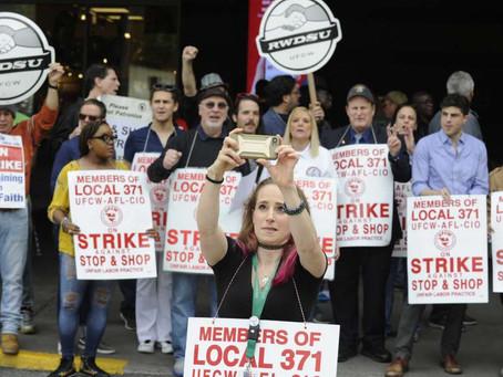 Stop & Shop strike ends after 11 days