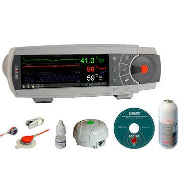 Monitor Transcutáneo de CO2 Sentec