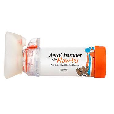 AeroChamber Plus Lactante con Flow Vu