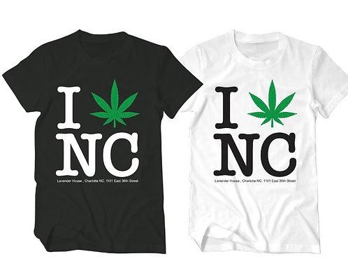 Smoke NC Tee