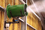Odour Control and Dust Suppression