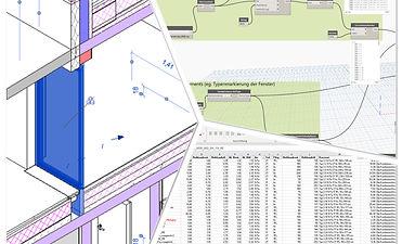 Steinscherer_BIM in der Architekturausbi